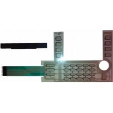 Gilbarco Advantage Mono Keypad with Spacer K94396-02