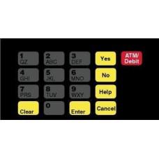 Gilbarco Advantage Keypad Overlay T50064-1010