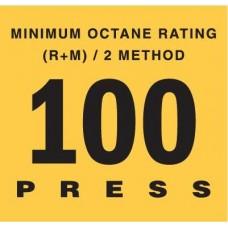 Gilbarco Encore 100 Octane Overlay EU02001G337