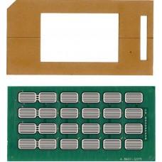 Gilbarco Encore Input Keypad M00141B004