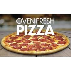 Oven Fresh Pizza Pump Topper Insert MP-509C