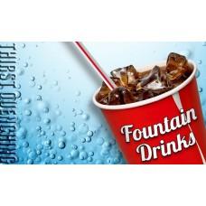 Fountain Drinks Insert Pump Topper MP-506C
