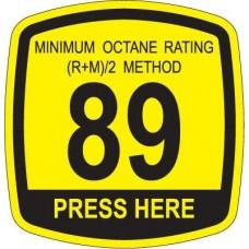 Bennett 89 Octane Decal ORB-89