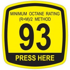 Bennett 93 Octane Decal ORB-93