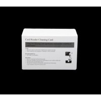 Card Reader Cleaning Card X000G2G1GZ