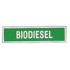 Biodiesel Decal