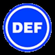 EMCO Manhole DEF ID Tag A0996-DEF