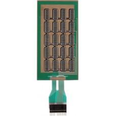 Gilbarco Advantage Membrane Switch Keypad T19760-10