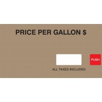 Gilbarco Advantage Single Level PPU Overlay R19431-G0E1