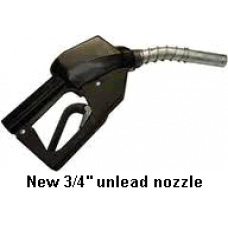 "Kregel 3/4"" Unlead Nozzle TD-11B"