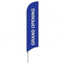 BLADE FLAG KIT GRAND OPENING