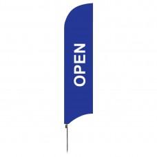 BLADE FLAG KIT OPEN