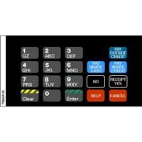 Gilbarco Advantage Keypad Overlay T50064-05