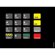 Gilbarco T18724-1046 Graphic Overlay Crind