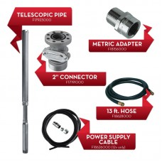 Piusi Adapter for Conduit F18156000