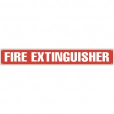 FIRE EXTINGUISHER SIGN M-51