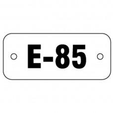E-85 VALVE ID TAG VIT-32API